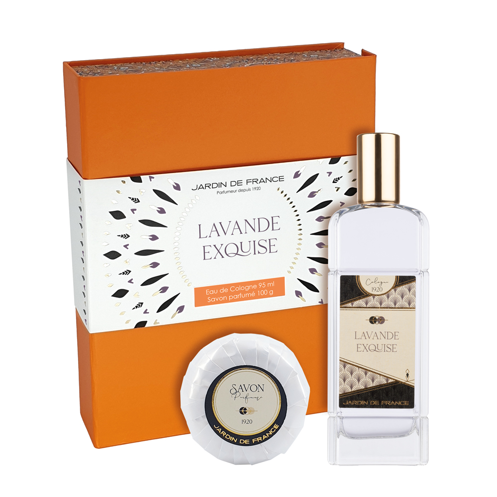 Coffret Lavande Exquise 95 ml